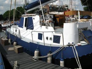Huffler 35 1999 All Boats