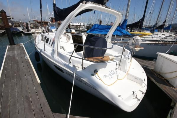 1999 hunter 310 sloop  11 1999 Hunter 310 sloop