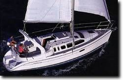 1999 hunter 310 sloop  2 1999 Hunter 310 sloop