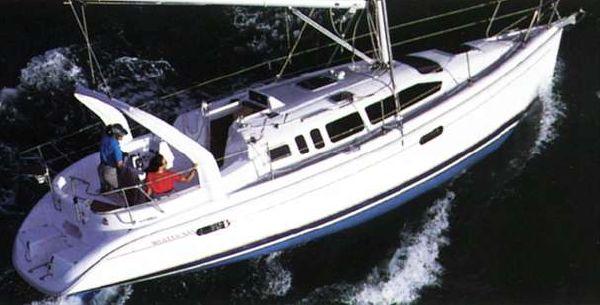 Hunter 340 1999 All Boats