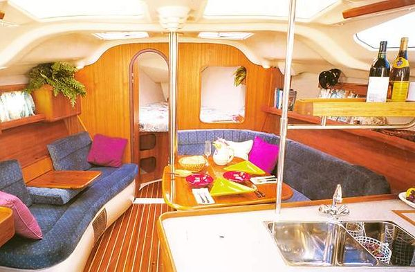Boats for Sale & Yachts HUNTER(FRESH WATER ONLY) 380 1999 All Boats