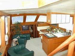 Hyatt 51 Enclosed Flybridge 1999 Flybridge Boats for Sale
