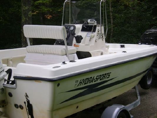 1999 hydra sport center console boats yachts for sale. Black Bedroom Furniture Sets. Home Design Ideas