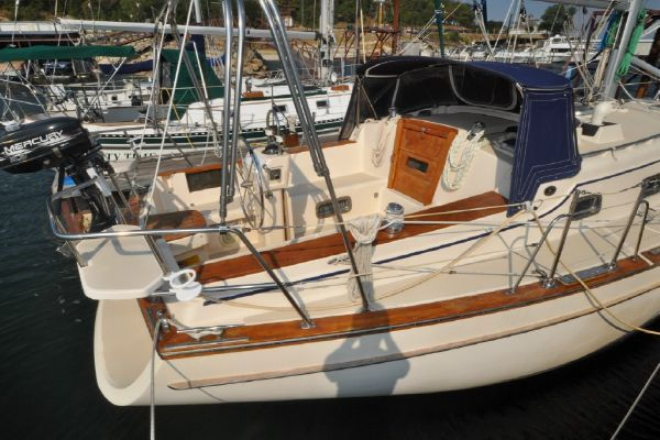 Boats for Sale & Yachts Island Packet 35 1999 All Boats