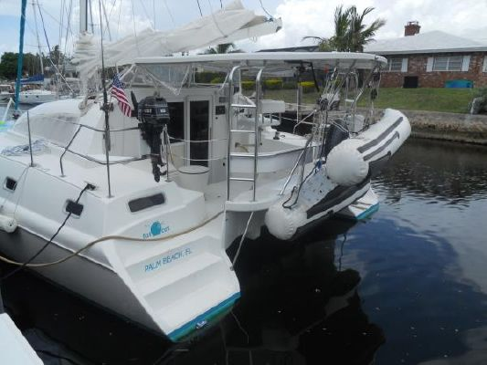 Island Spirit Hybrid Catamaran 1999 Catamaran Boats for Sale