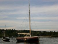 Itchen Ferry Cutter by Nokomis Boat Works 1999 Sailboats for Sale