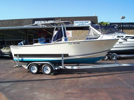 Kencraft Challenger 215 1999 All Boats