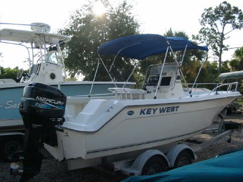 Boats for Sale & Yachts Key West 2220 CC 1999 Key West Boats for Sale