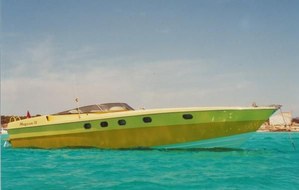 Boats for Sale & Yachts MAGNUM MARINE 56 1999 All Boats