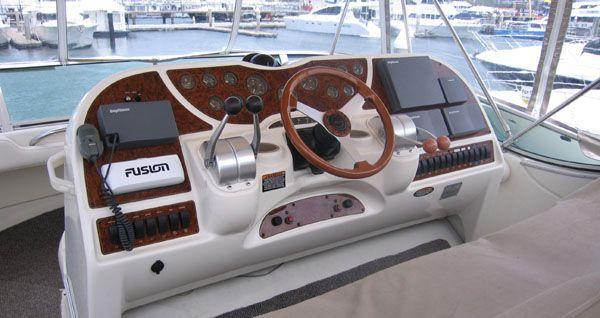 Maxum 4100 SCA 1999 All Boats