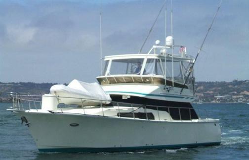 Mikelson Sportfisher 1999 Sportfishing Boats for Sale
