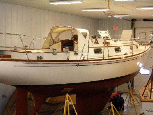 1999 morris yachts 34 ocean series