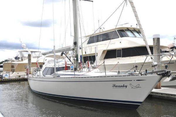 Nautor Swan 57 RS (Raised Saloon) 1999 Swan Boats for Sale