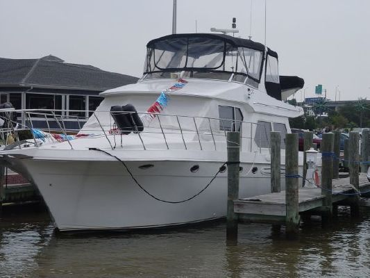Navigator 53 Pilothouse with Three Staterooms 1999 Pilothouse Boats for Sale