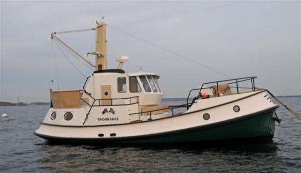 Smoker Craft Boats >> 1999 North End Rockport Steel/Sam Tibbets Custom Seaton