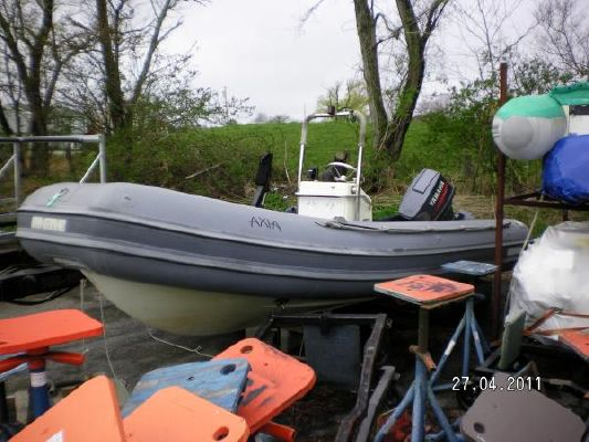 Novamarine Model 520 Inflatable 1999 All Boats Inflatable Boats for Sale