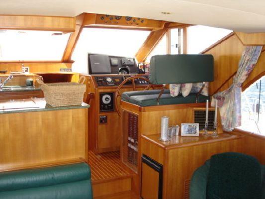 Ocean Alexander 480 Sport Sedan 1999 Motor Boats Ocean Alexander Boats