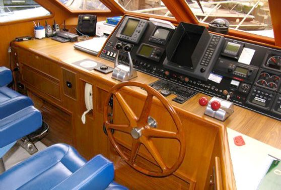 Offshore Pilothouse 1999 Pilothouse Boats for Sale