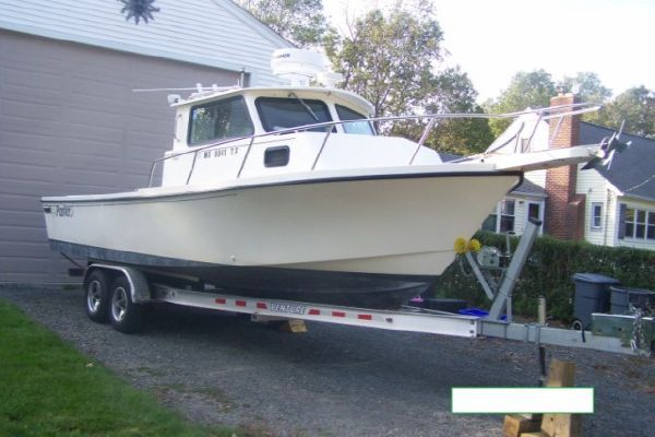 Parker 2520 Pilothouse 1999 Motor Boats Pilothouse Boats for Sale