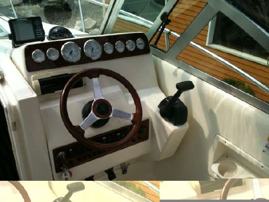 Pursuit 2260 I/O 1999 All Boats