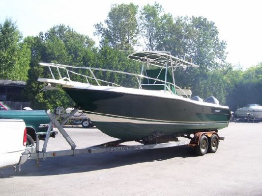 Boats for Sale & Yachts Pursuit 2470 Center Console 1999 All Boats