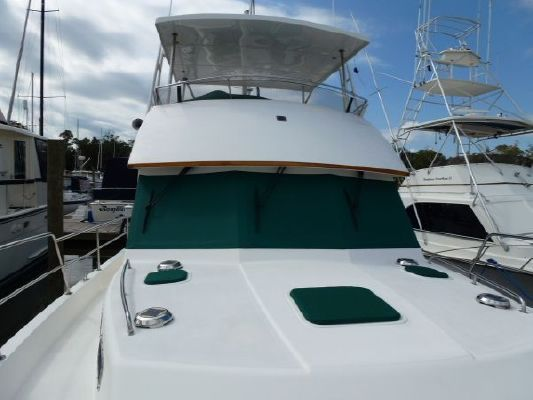 1999 Sabreline 47 Motor Yacht Boats Yachts For Sale