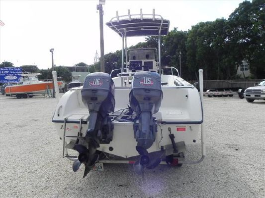 Sea Era fishing boat 230 center 1999 All Boats