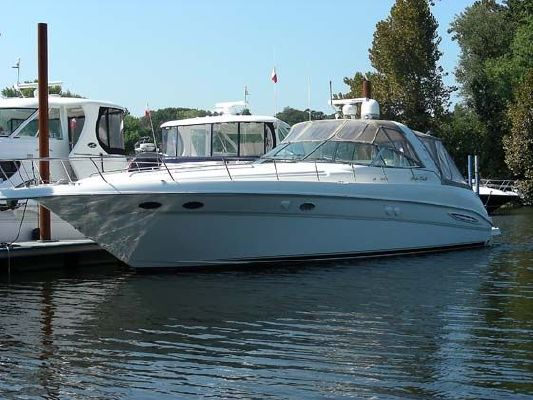 1999 sea ray 460 sundancer  1 1999 Sea Ray 460 Sundancer