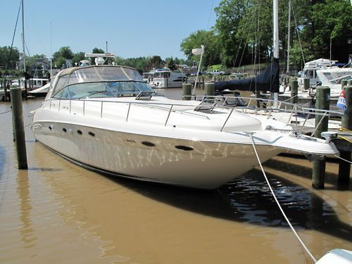 1999 sea ray 460 sundancer mnse0265  2 1999 Sea Ray 460 Sundancer (MN#SE0265)