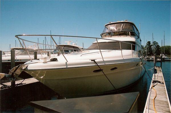 Sea Ray 560 Sedan Bridge 1999 Sea Ray Boats for Sale