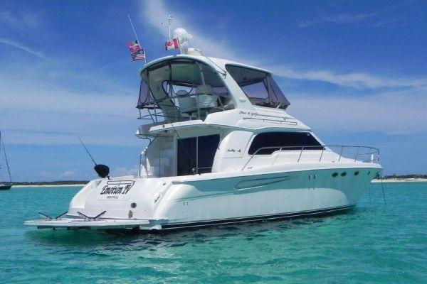 Sea Ray Sedan (lift and tender) 1999 Sea Ray Boats for Sale