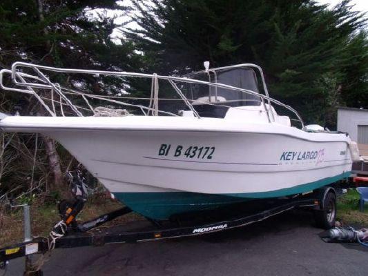 1999 sessa marine key largo 23 boats yachts for sale. Black Bedroom Furniture Sets. Home Design Ideas