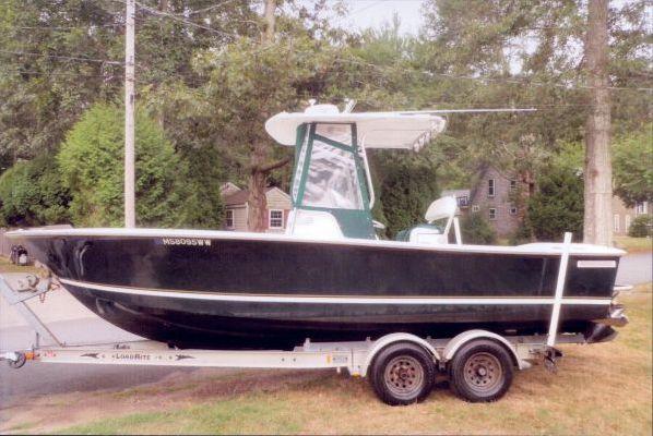 Silverhawk Center Console 1999 All Boats