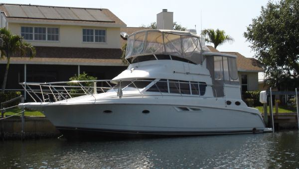 Boats for Sale & Yachts Silverton 442 1999 All Boats