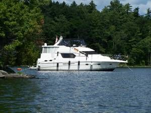 Boats for Sale & Yachts Silverton 453 Motor Yacht (Fresh water boat) 1999 All Boats