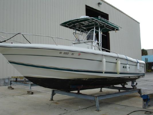 Boats for Sale & Yachts Stamas 25 TARPON CENTER CONSOLE 1999 All Boats