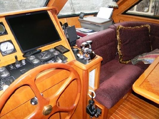 Symbol Pilothouse Motor Yacht 1999 Pilothouse Boats for Sale