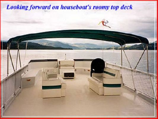 Twin Anchors Houseboat 1999 Houseboats for Sale