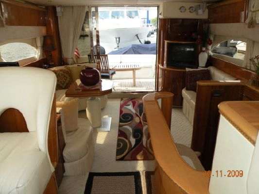 Viking 52 Sport Cruiser 1999 Viking Boats for Sale