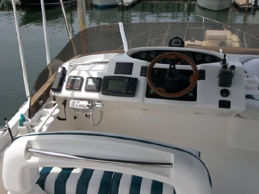 Viking Sport Cruisers 50' Fly Bridge Yacht 1999 Cruisers yachts for Sale Motor Boats Viking Boats for Sale