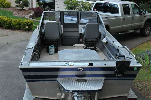 1999 VIP 22' Jet Sled - Boats Yachts for sale