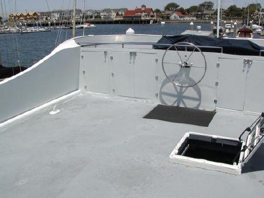 1999 wm garden long range trawler yacht boats yachts for Garden design trawler boat