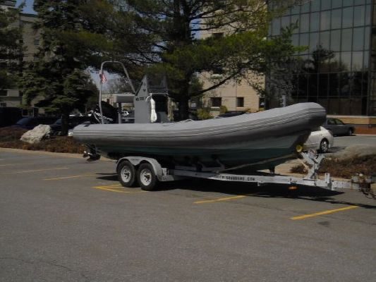 Zodiac 733 Hurricane 1999 Motor Boats