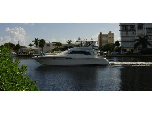 ea Ray Sport Yacht 2000 48 Sea Ray Boats for Sale
