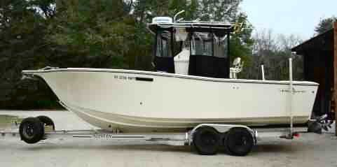 Albemarle CC 26 Center Console (RAM) 2000 Albemarle Boats for Sale