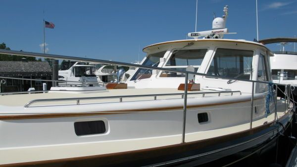 2000 Alden Yachts 46 Express - Boats Yachts for sale