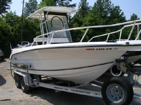 Angler 2100 Center Console 2000 Angler Boats