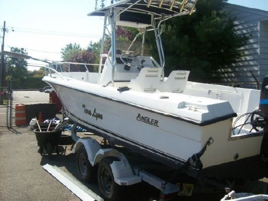 Boats for Sale & Yachts Angler 240 CC 2000 Angler Boats