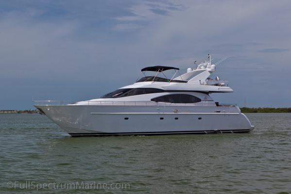 Boats for Sale & Yachts Azimut 70 Sea Jet Motor Yacht 2000 Azimut Yachts for Sale