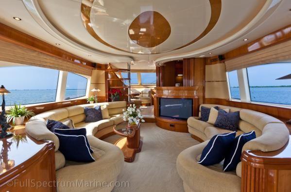 2000 Azimut 70 Sea Jet Motor Yacht Boats Yachts For Sale